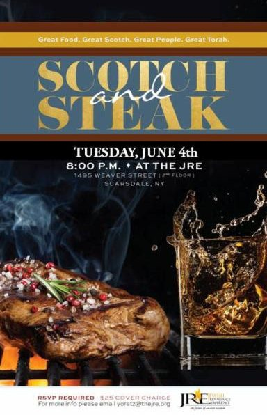 Scotch & Steak 6.19